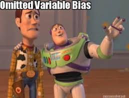 Meme Maker - Omitted Variable Bias Meme Maker! via Relatably.com