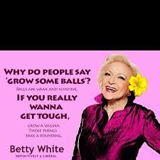 Betty White Quotes On Men. QuotesGram via Relatably.com