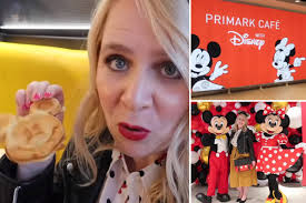 <b>Mummy</b> blogger goes inside world's biggest Primark's <b>Disney</b> cafe ...