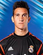 Nombre: Javier OLMEDO Lopez. Lugar y fecha de nacimiento: Cobeja (Toledo), 17/04/1994. Altura y peso: 1'86 m, 79 kg. Demarcación: Portero - olmedo
