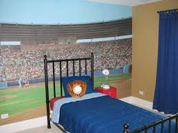cool sports rooms for boys boys bedroom decoration with foot ball decoration theme using iron blue themed boy kids bedroom