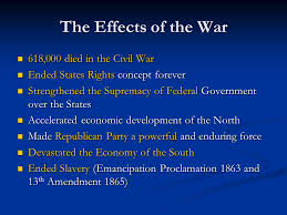 war between the states apush mcelhaney  discussion essay question    the effects of the war     died in the civil war     died in the civil