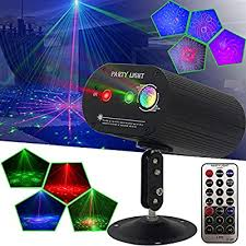 Party Lights DJ Disco Lights, Sound Activated and ... - Amazon.com