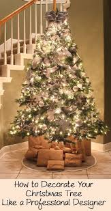 How to <b>Decorate</b> Your Christmas <b>Tree</b> Like a Professional Designer ...