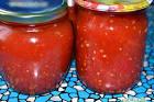 Рецепты томатного соуса из помидор на зиму