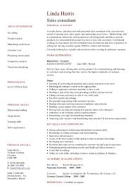 Sales Consultant CV   Hashdoc