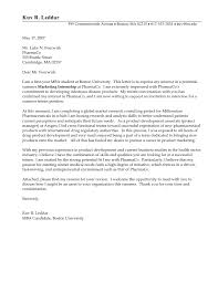 good cover letter for mckinsey within effective cover letter examples of effective cover letters
