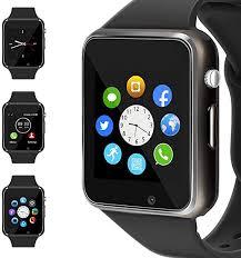 WJPILIS Smart Watch Touchscreen Bluetooth ... - Amazon.com