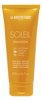 Купить водостойкое <b>солнцезащитное молочко для тела</b> soleil ...