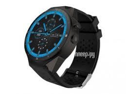 <b>Умные часы KingWear KW88</b> Pro Black