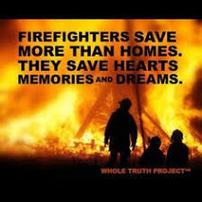 Firefighter Quotes on Pinterest | Volunteer Firefighter ...