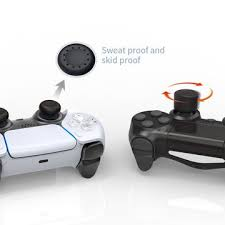 ChinaSkidproof Silicone Thumbstick <b>Joystick</b> caps <b>for</b> PS4/PS5 ...
