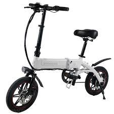 <b>Samebike YINYU14 Smart</b> Folding Bike Electric Moped Bicycle ...