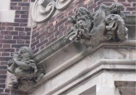 essay test  why u penn  and how does one demonstrate concern for    penn gargoyles