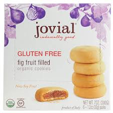 Jovial <b>Organic Fruit</b> Filled <b>Cookies</b> Gluten Free <b>Fig</b> -- 7 oz - Vitacost