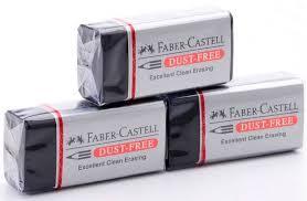 Цена на <b>Ластик Faber</b>-<b>castell Dust Free</b> для графитных ...