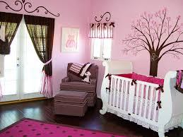 baby girls nursery ideas black
