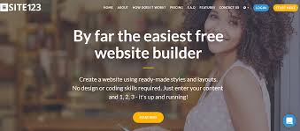 online powerful website building tools to create your site this is one of the easiest the simplest and the fastest website builder out there there is no need to even drag and drop anything