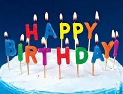 Bildergebnis für Bilder Geburtstagstort