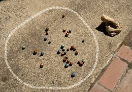 Image result for pics of kids playing marbles