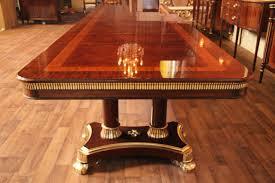 dining room designer furniture exclussive high: mahogany dining table designer furniture high end extra large