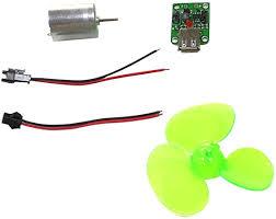 LOVIVER <b>1 Set Mini</b> Wind Generator Wind Turbine Motor <b>Portable</b> ...