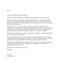 cover letter sample cover letter receptionist office receptionist cover letter cover letter examples receptionist position create online cv resume cover lettersample cover letter receptionist