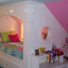 cf20 built in princess bed with storage view details childrens fitted bedroom furniture