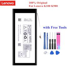 <b>100</b>% <b>Original</b> Battery BL207 for Lenovo K900 <b>K100</b> 2450/<b>2500mAh</b> ...