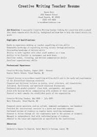 writing resume group cover letter resume examples writing resume group writing effective resumes for creative jobs the creative resume samples creative writing teacher