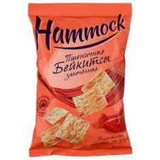 <b>Бейкитсы</b> «<b>Hammock</b>» пшеничные, <b>пикантная паприка</b> на гриле ...