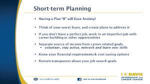 launch an effective job search ppt 7 short term