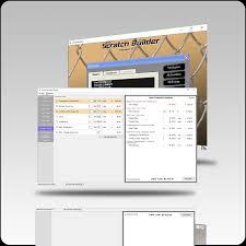 fence estimate software advanced labor in cfs
