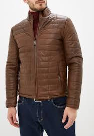 <b>Куртка</b> кожаная <b>Jimmy Sanders</b> купить за 17 450 руб в интернет ...