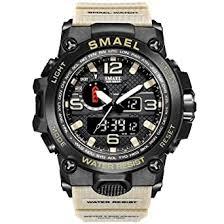 Buy KXAITO <b>Men's Sports Outdoor</b> Waterproof Military Watch Date ...
