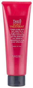 Lebel Cosmetics <b>Крем</b>-<b>уход для кожи головы</b> и волос Theo Scalp ...