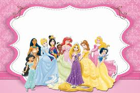 princess party invitations home party ideas princess party invitations