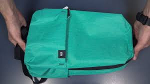 <b>Xiaomi Mi</b> Small 10L <b>Backpack</b> Review - YouTube