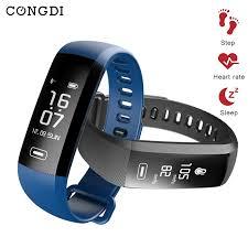 <b>congdi</b> R5PRO Smart Bracelet IP67 <b>Fitness Tracker</b> Watches Band ...