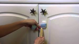Baby Proof Kitchen Cabinets Child Safety Locks Clean And Easy Removal The Baby Lodge Youtube