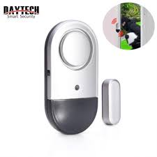 DAYTECH <b>Wireless</b> Door Window Alarm <b>Sensor</b> Home Security ...