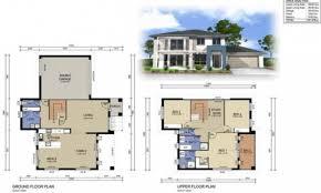 Story Modern House Designs Storey House Design   Floor Plan