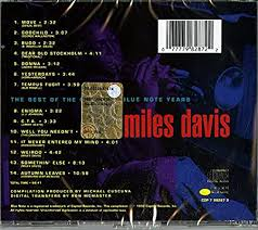 The Best of <b>Miles Davis: The</b> Capitol/Blue Note Years
