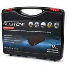 Внешний аккумулятор многофункционал <b>ROBITON Emergency</b> ...