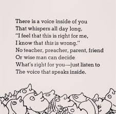 Listen to your inner voice | Quotes | Pinterest