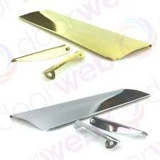 internal letter box tidy flap gravity cover post door polished chrome brass 11 letter box cover