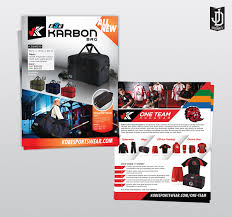 various marketing flyers kobe sportswear on behance