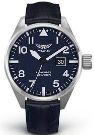 Швейцарские <b>часы Aviator</b> Airacobra <b>V</b>.<b>1.22.0.149.4</b>, купить ...