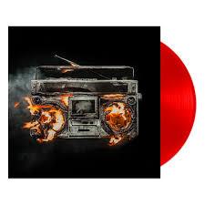 <b>Green Day Revolution</b> Radio Limited Red Vinyl