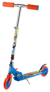 Городской <b>самокат Shantou City Daxiang</b> Plastic Toys ST-ALU-HW ...